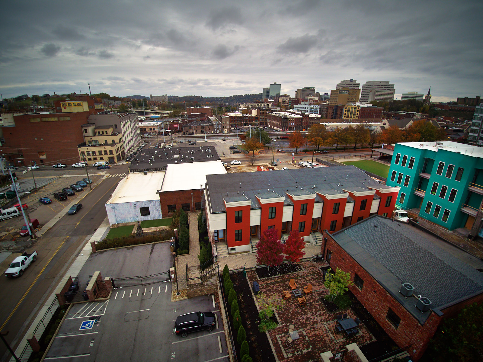 Drone Photography Knoxville, TN Justin Fee Photography