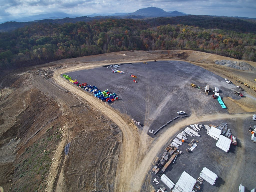 Drone Photography in Sevierville, Tennessee