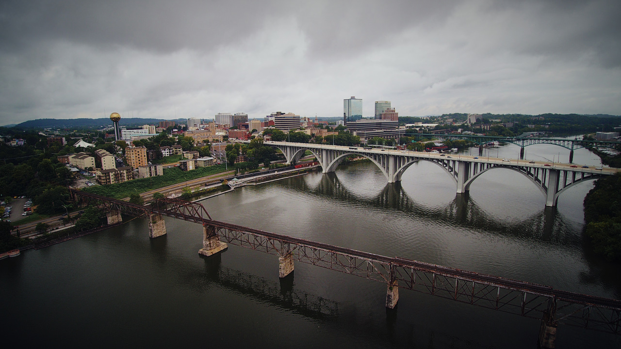 Drone Photography Knoxville, TN
